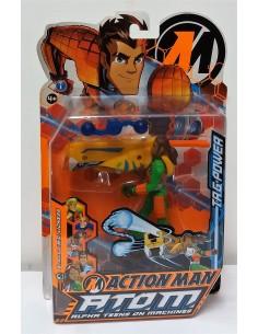 ACTION MAN - Atom: T.A.G. Power - Hasbro