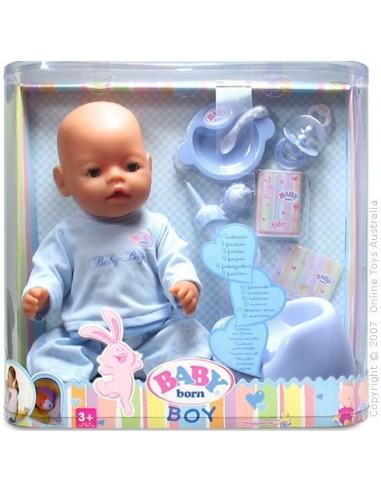 Baby Born boy