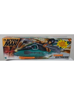 ACTION MAN: Canoe Extreme- Hasbro