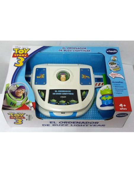 vTech - El Ordenador de Buzz Lightyear