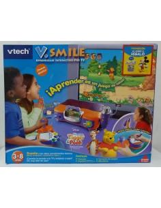 vTech - V.Smile: Aprendizaje interactivo por TV