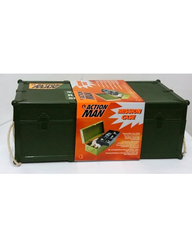 ACTION MAN - Mision Case - Hasbro.