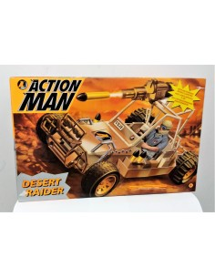 ACTION MAN - Desert Raider. Hasbro