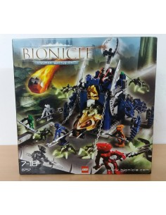 8757 BIONICLE VISORAK BATTLE RAM Lego