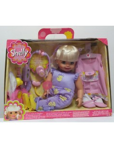 Shelly Mimitos y cuidaditos - MATTEL