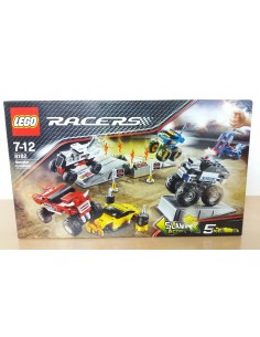 8182 RACERS MONSTER CRUSHERS. Lego