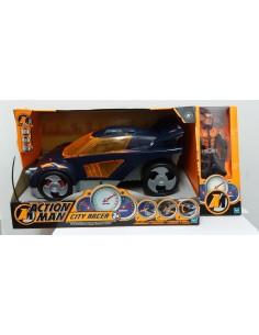 ACTION MAN City Racer + Action Man - Hasbro.