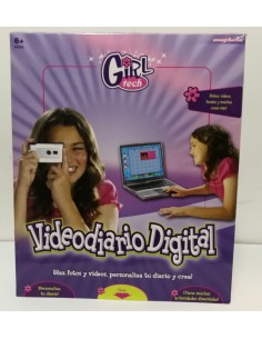 Videodiario Digital - Girl Tech (Mattel)