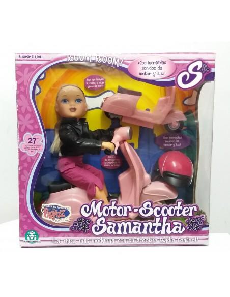 Motor - Scooter Samantha - Giochi Preziosi