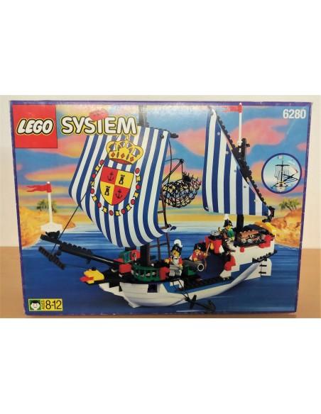 6280 Armada Flagship LEGO System