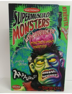 Supermúsculo Monsters (Frankenstein) - BIZAK