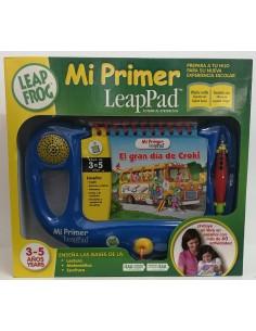 LeapFrog - Mi primer LeapPad (Azul) - Sistema de Aprendizaje