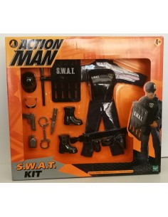 ACTION MAN: S.W.A.T. Kit - Hasbro