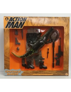 ACTION MAN Crocodile Ranger - Hasbro.