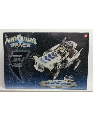 Power Ranger in the Space: Galactic Rover Deluxe - Bandai