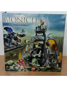 8758 Tower of Toa BIONICLE - LEGO