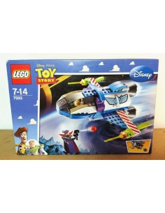 7593 Buzz's Star Command Spaceship - LEGO Toy Story
