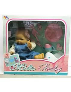 MUÑECA Molto Baby