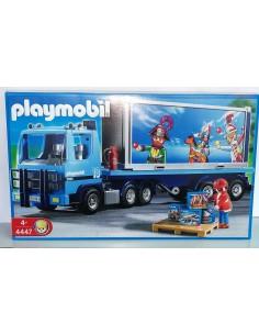 4447 - Gran Camión del Circo - PLAYMOBIL