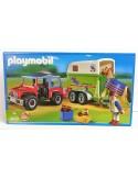4189 - Transporte de Caballos - PLAYMOBIL