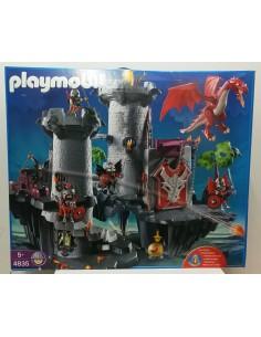 4835 - Gran Castillo del Dragón - PLAYMOBIL