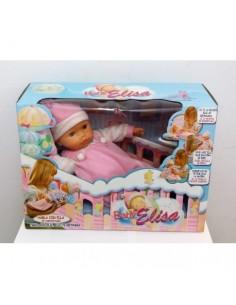 MUÑECA - Baby Elisa