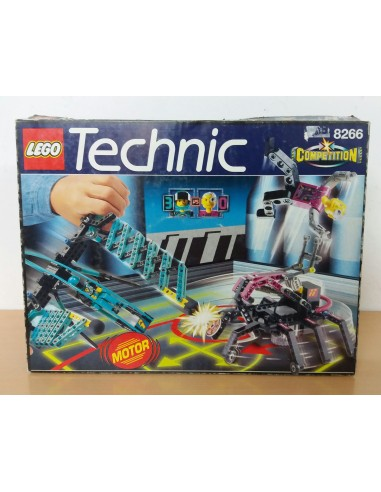 8266 Electric System - LEGO TECHNIC
