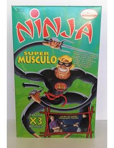 Ninja Super Músculo - BIZAK