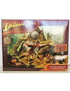 Indiana Jones - The Lost Temple of Akator Playset - Hasbro