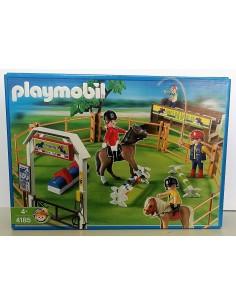 4185 - Adiestramiento de caballos - PLAYMOBIL
