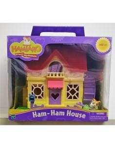 Hamtaro - Ham Ham House - Hasbro