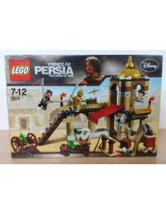 7571 The Fight for the Dagger - LEGO Prince of Persia