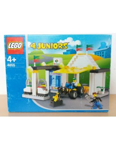 4655 Quick Fix Station - LEGO 4 JUNIORS