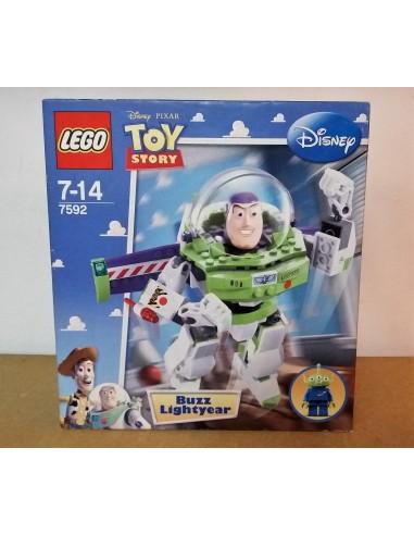 7592 Construye a Buzz-LEGO TOY STORY