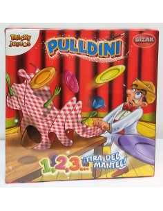 Pulldini - Tira del Mantel