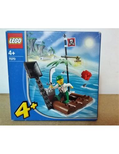 7070 Catapulta Raft-LEGO
