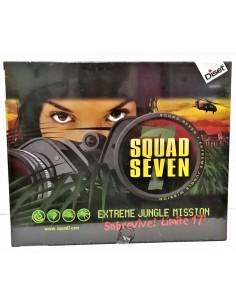 Juego de Mesa - Squad Seven - Diset