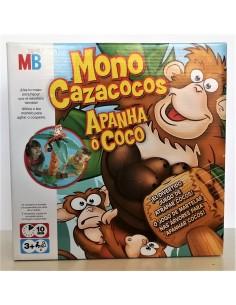 Juego de Mesa - Mono Cazacocos - MB Juegos