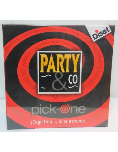 Party & Co - Pick.one - Diset