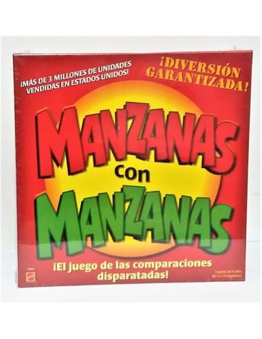 Manzanas con Manzanas - Mattel
