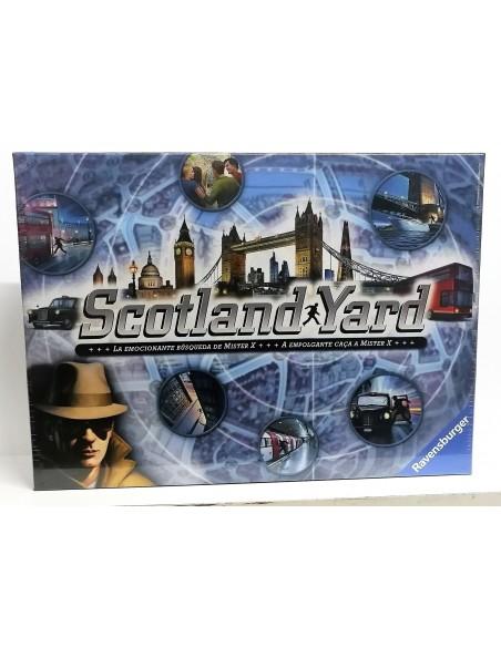 Juego de Mesa - Scotland Yard - Ravensburger