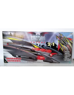 Batman: Batmovil 2 en 1 - Hasbro
