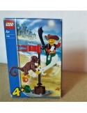 7081 Harry Hardtack and monkey-LEGO 2004