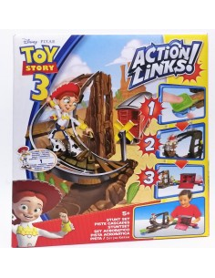 Toy Story 3 - Action Links! - Mattel