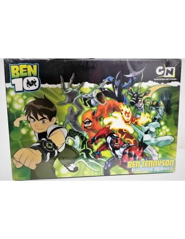 Juego de mesa - BEN 10 - Falomir Juegos