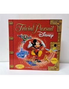 Juego de mesa: Trivial Pursuit Disney - Hasbro