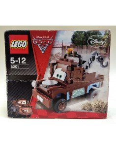 8201 Radiator springs Mater-LEGO CARS 2