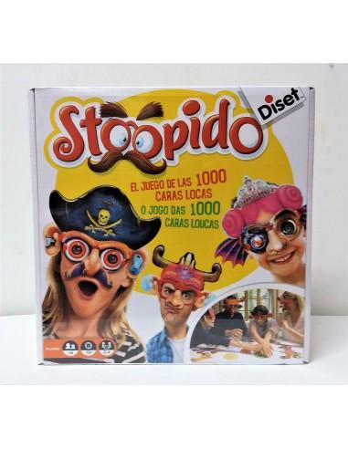 Juego de Mesa - Stoopido - Disset