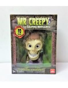 Juego de Mesa: Mr.Creepy: La Calavera Mentalista - Goliath