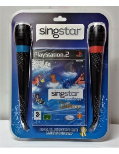 SingStar: Canciones Disney - PlayStation 2